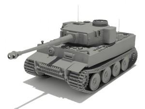 PzVI Tiger Ausf H1 502 battalion