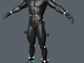 GANTZ BODY SUIT 3D