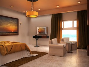 Luxury Hotel Room Design