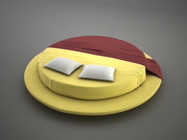 Furniture 01 3D Model