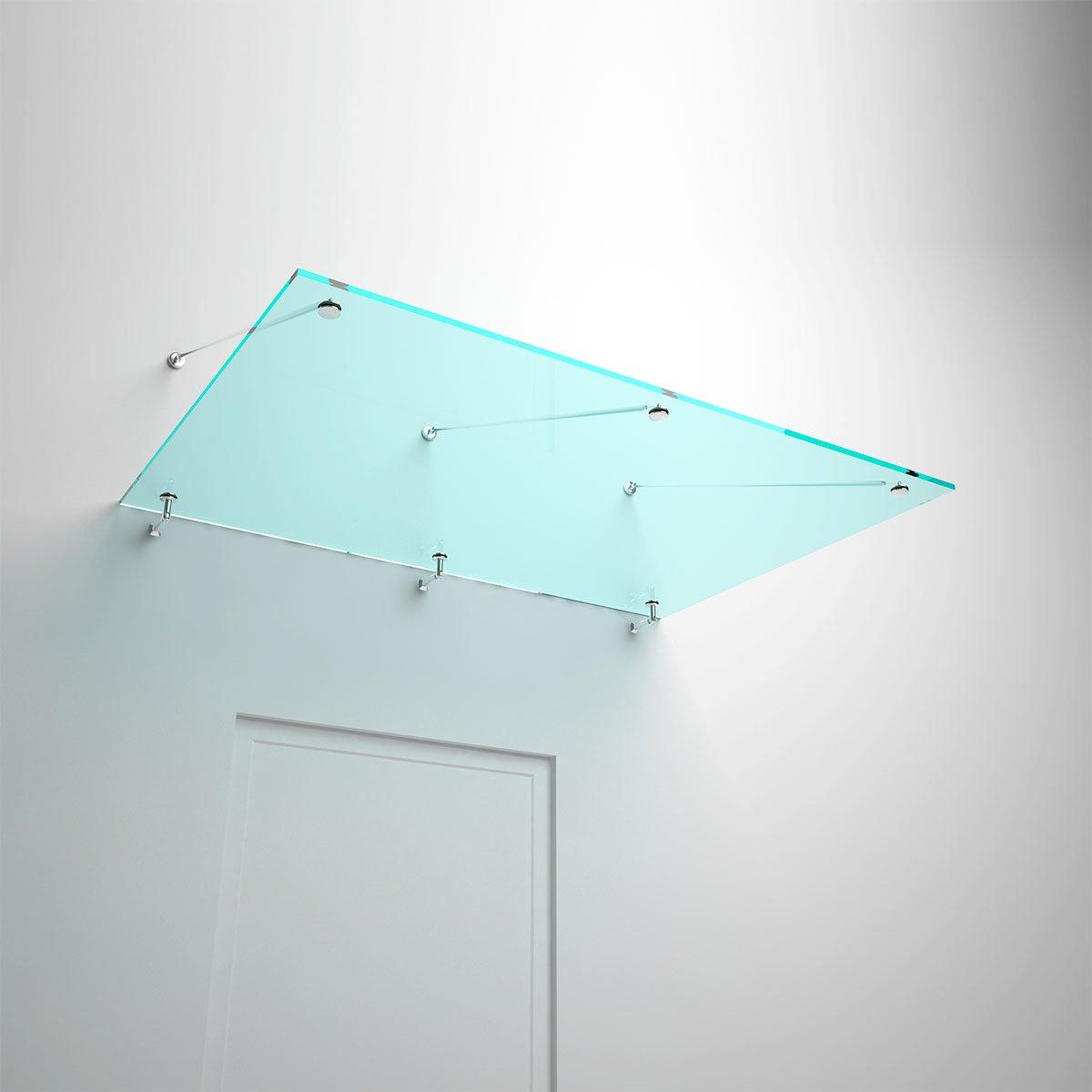 Glass canopy 3D Model in Miscellaneous 3DExport