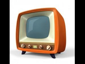Tv stylized