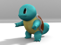Lowpoly Squirtle