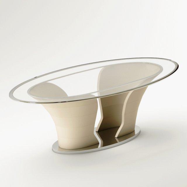 Babylon table 3D Model