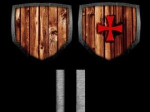 Templar Kite Shield
