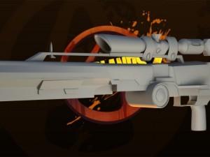 Borderlands Sniper Rifle