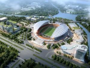 Sports Stadium 002