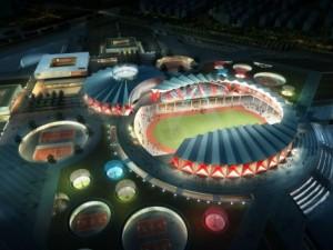 Sports Stadium 003