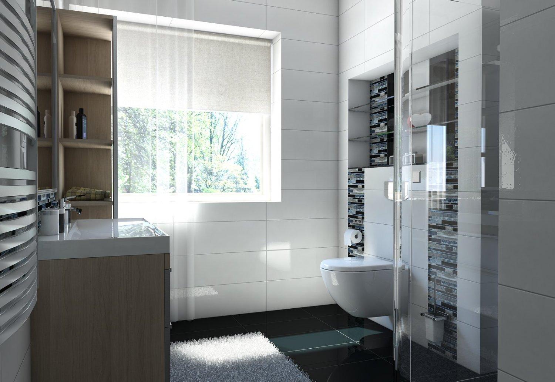Simple Bathroom 3D Model in Bathroom 3DExport
