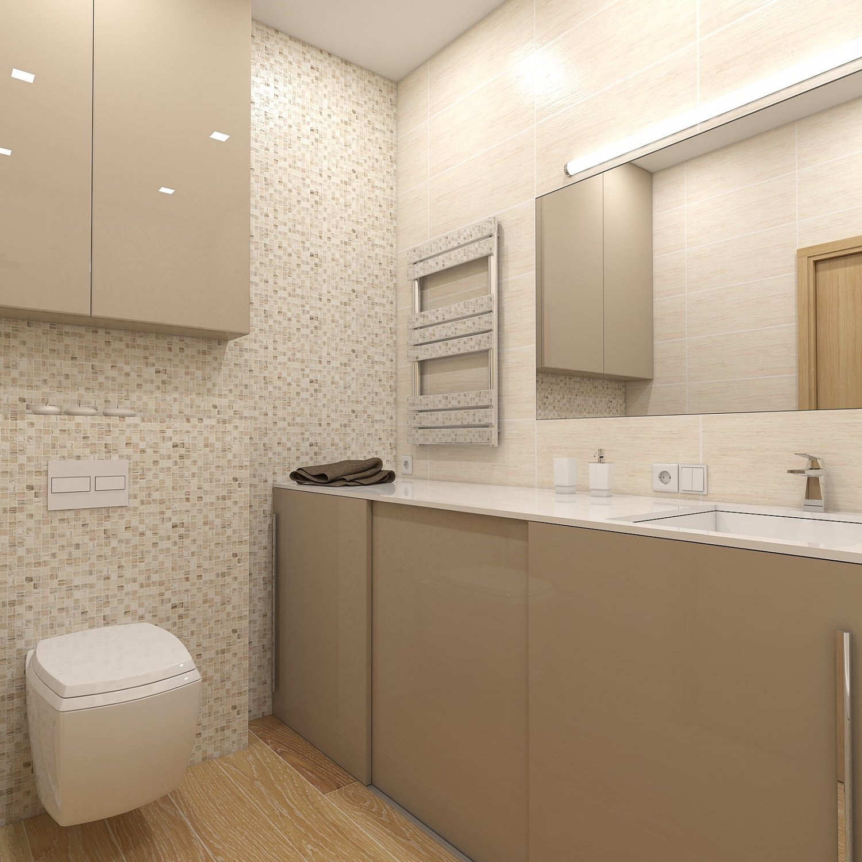 Cute bathroom 3D Model in Bathroom 3DExport