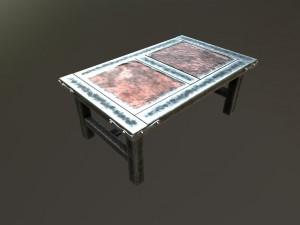 Heavy Metal Table