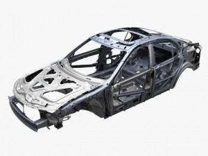 Car frame 01