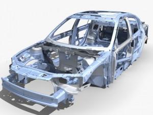 Car Frame 04