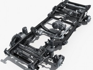 Car Chassis 02
