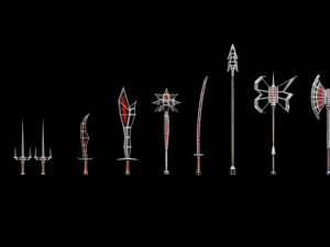 Fire Melee Collection