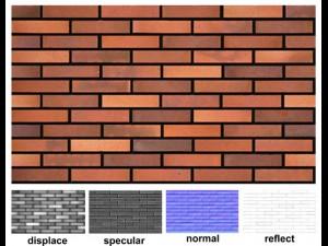 Decorative brick 01