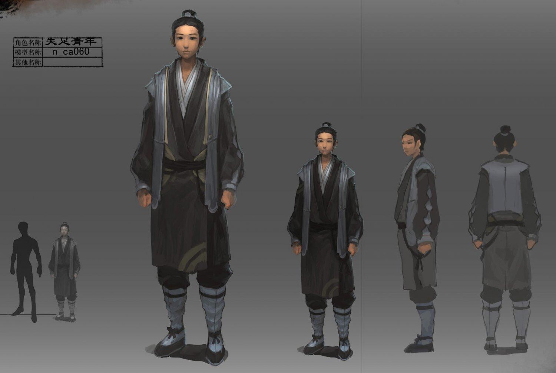 Low poly 3D characters 3D Model in Man 3DExport