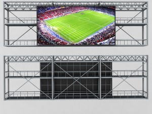 Scoreboard stadium tv led screen