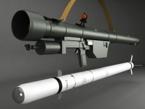 SA7 Gral Rocket Launcher Pack