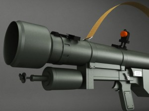 SA7 Grail Rocket Launcher
