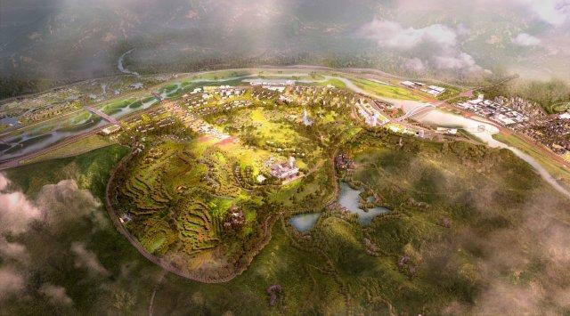 City Planning 055 3D Model