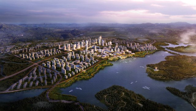 City Planning 058 3D Model