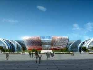 International Convention and Exhibition Center 4