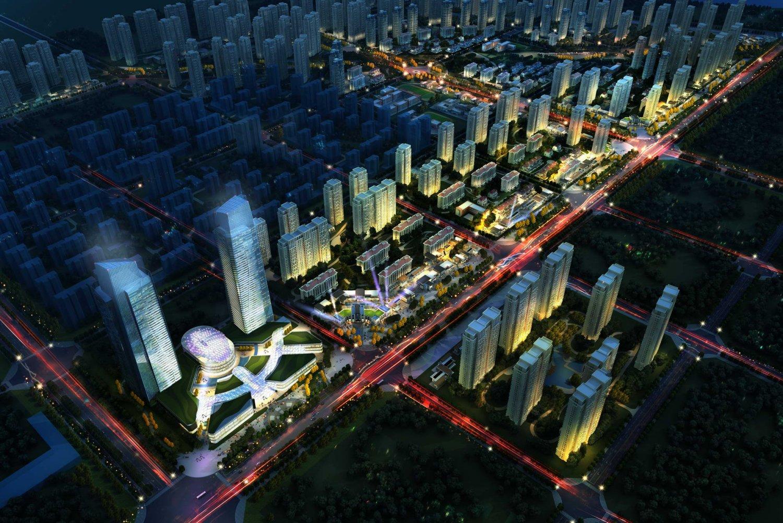 City Planning 038 3D Model in Buildings 3DExport