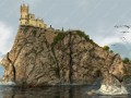 Castle Swallows nest Day Version