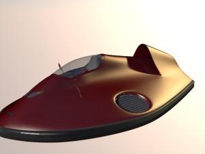 Car hovercraft
