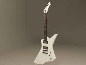 Guitar ESP Snakebyte