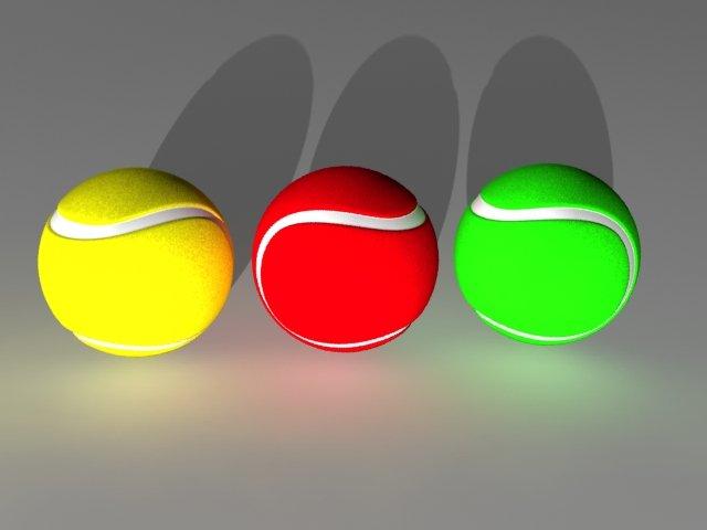 2e512076c9 Tennis Ball 3D Model in Sports Equipment 3DExport