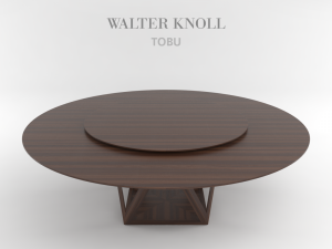 Dining table from Walter Knoll Tobu