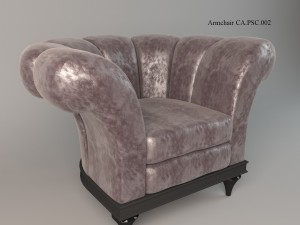Armchair Sige Gold