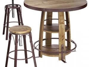 Bayshore Pub Table Set