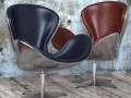 Seat Spitfire Swan Chair Aviator 5 colors