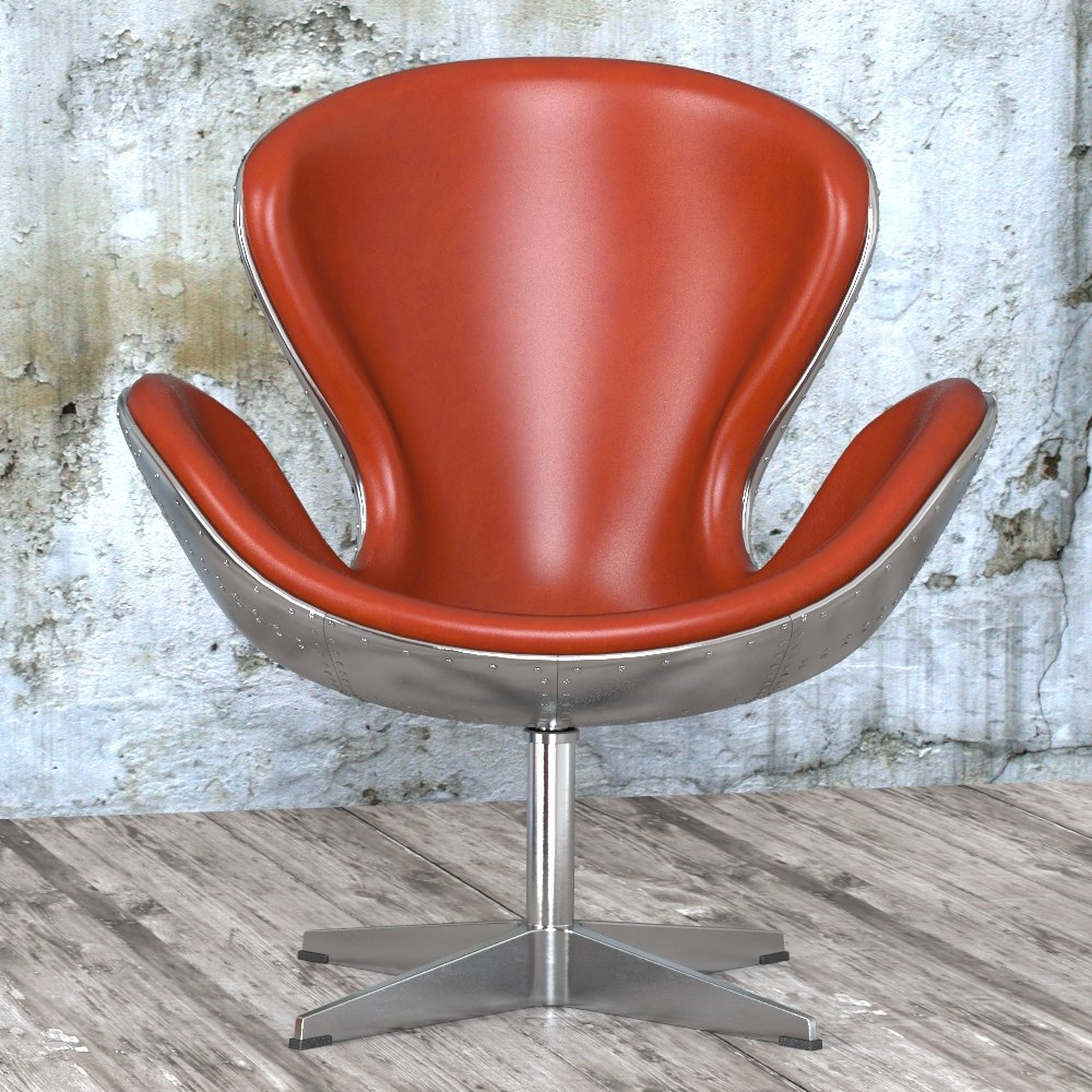 Seat Spitfire Swan Chair Aviator 5 Colors Remove Bookmark This Item