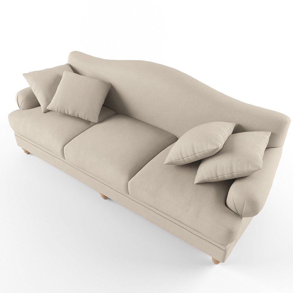 Domayne Hasting 3d Model In Sofa 3dexport