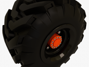 Tractor and Offroad Truck Tire