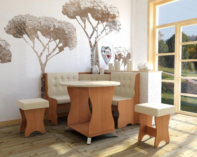Kitchen area 14 3D Model