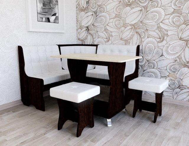Kitchen area 22 3D Model