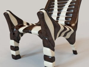 African chair 2