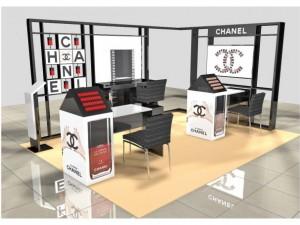 Chanel corner