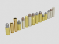 Ravolver bullet pack