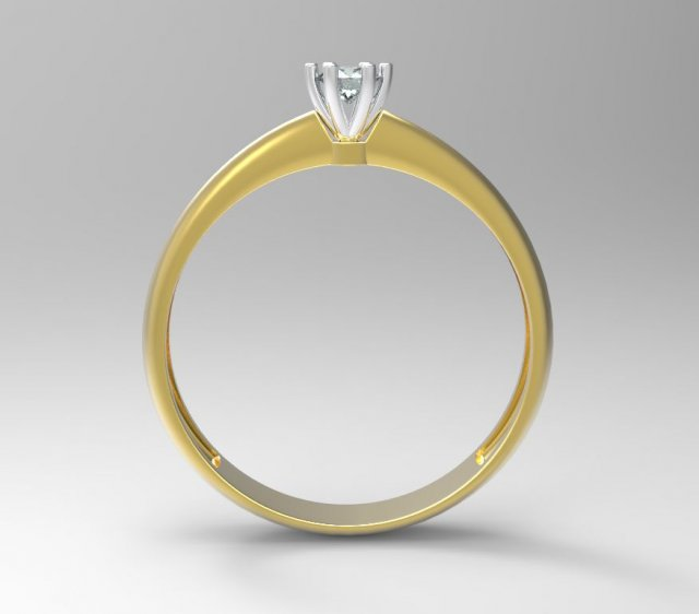 Download free Ring 05 3D Model