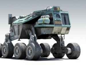 Jorden Tractor