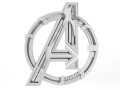 Avengers Age of Ultron 3D logo
