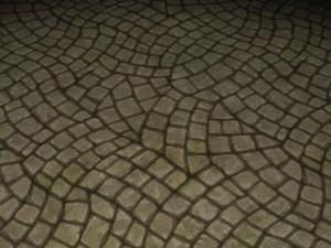Ground stone tile 2