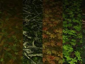 Ground leaf 01