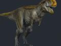 Carno dinosaur